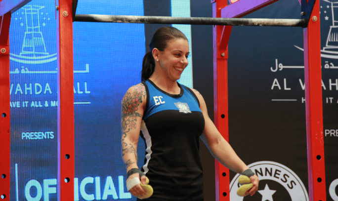 most pull ups in 24 hours female world record