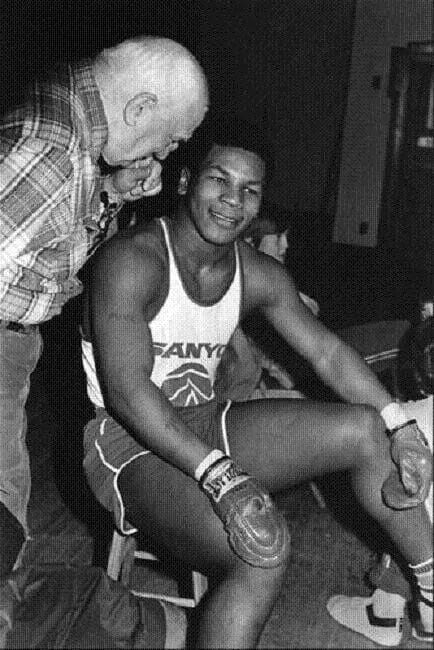 Mike Tyson dropped out of high school