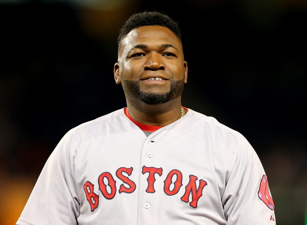 david ortiz red sox beard
