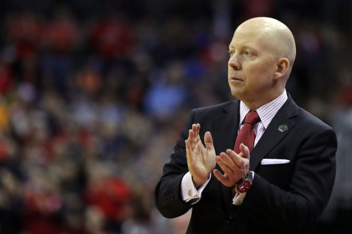 New UCLA coach Mick Cronin