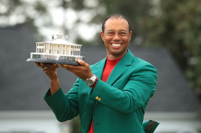 Out Of The Woods: Tiger's Back On Top After Winning His Fifth Masters