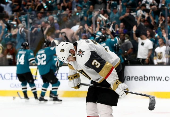 Knight Fall: Major Penalty Leads To Historic Game 7 Collapse In San Jose