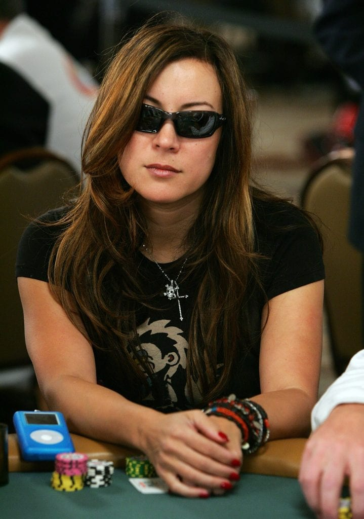 Jennifer Tilly poker star