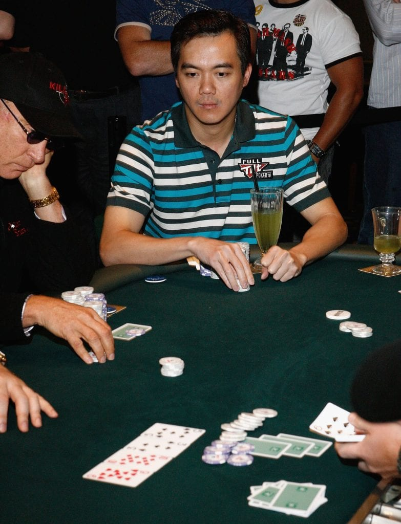 John Juanda poker player