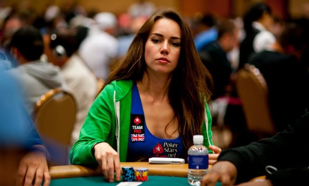 Live Boeree poker player