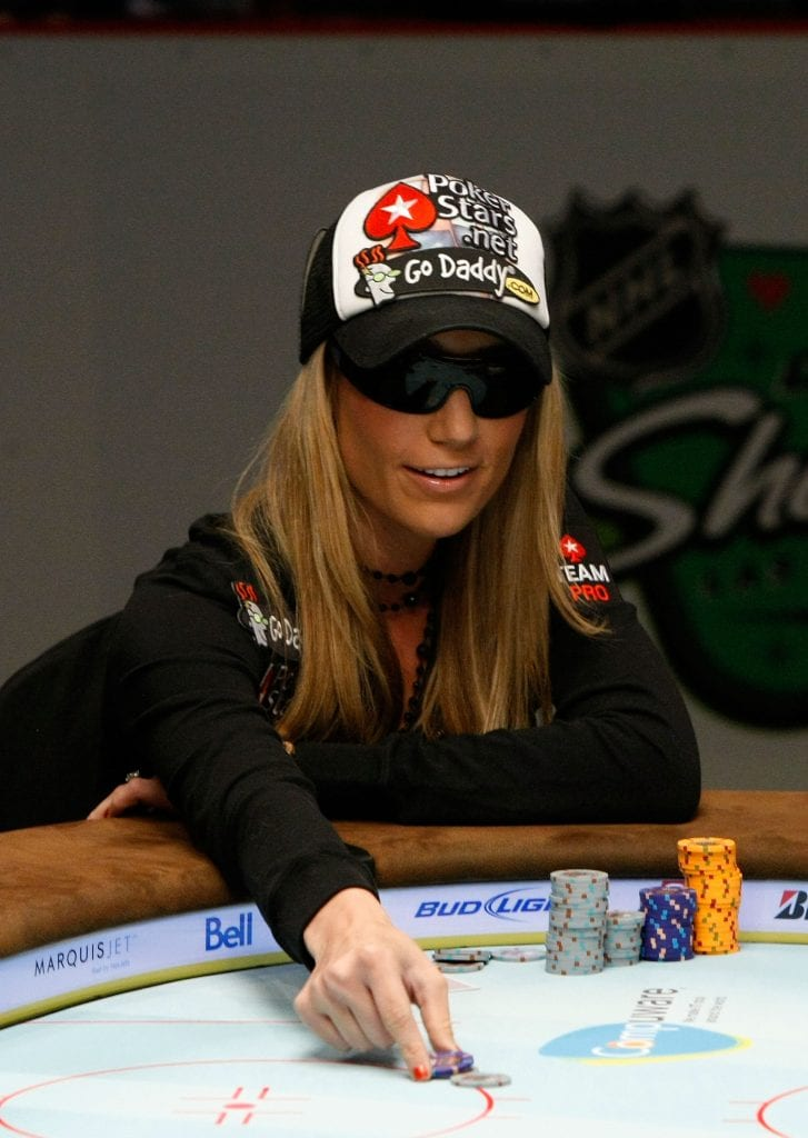 Vanessa Rousso poker player