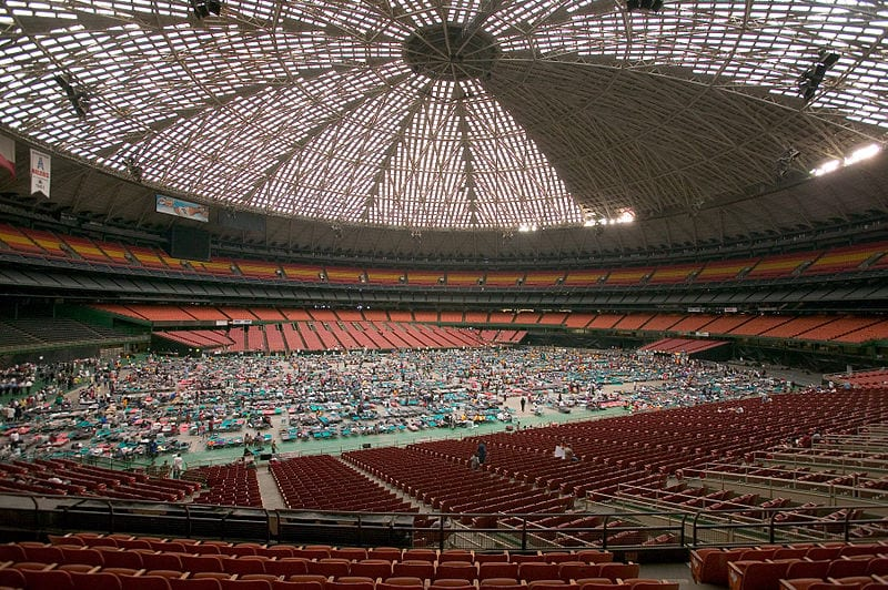 houston astrodome today