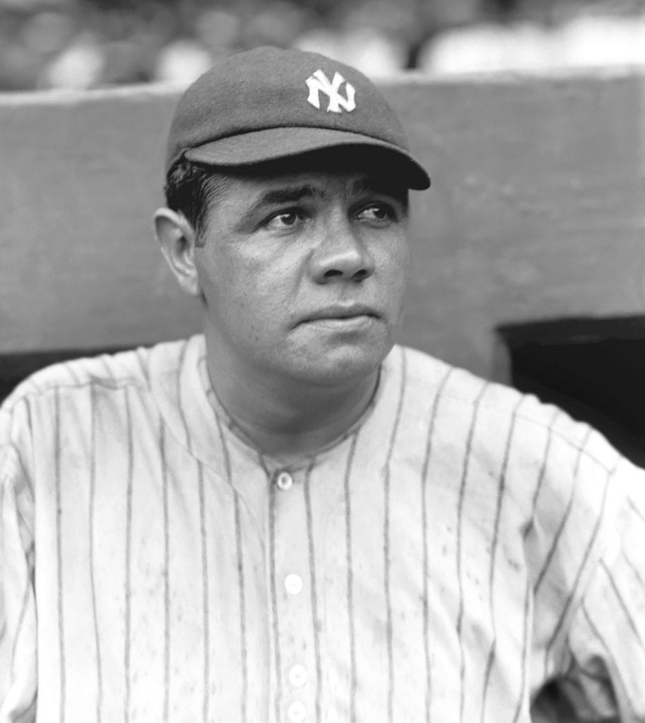babe ruth yankees