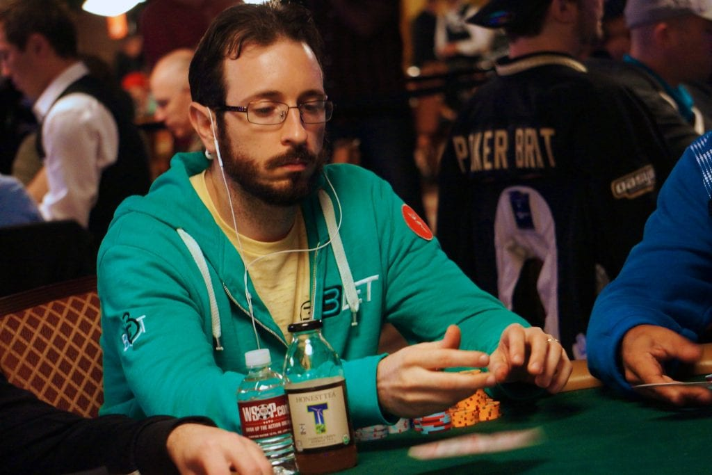 Brian Rast poker player