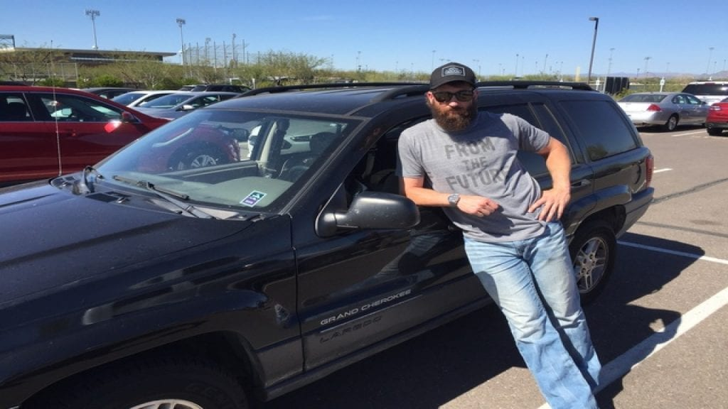 charlie blackmon car collection