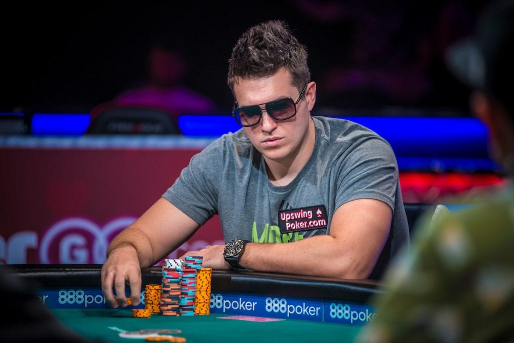 Doug Polk poker player