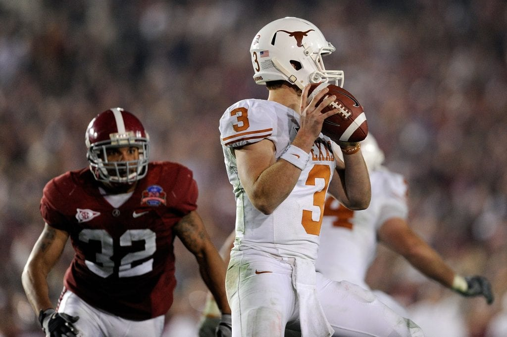 Eryk Anders Alabama football