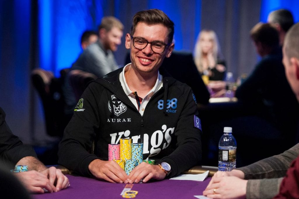 Fedor Holz poker star