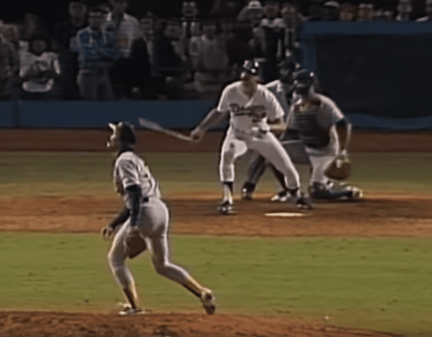 kirk gibson 1988 world series home run