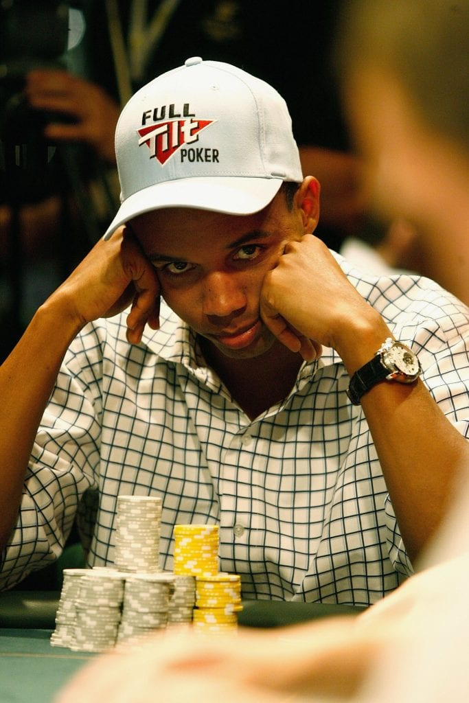 Phil Ivey Poker star