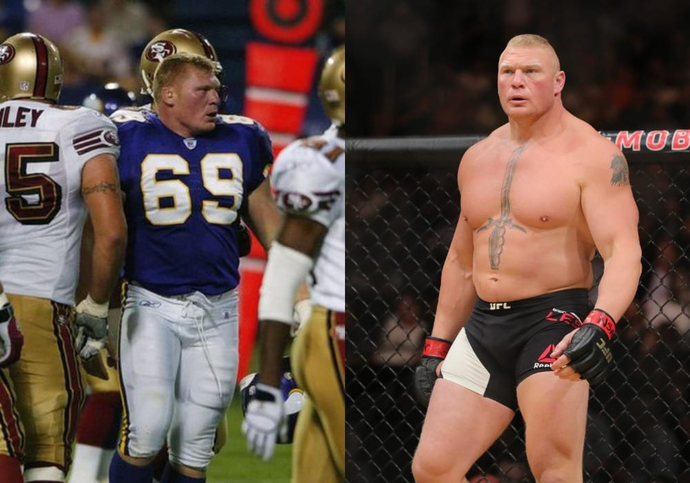 Athletes Who Started in One Sport and Moved to Mixed Martial Arts
