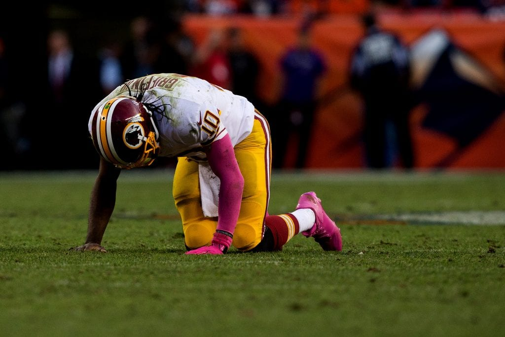 robert griffin iii injury