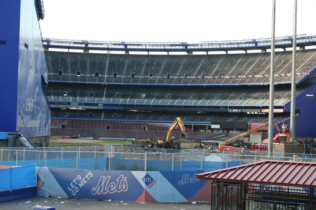 shea stadium new york mets