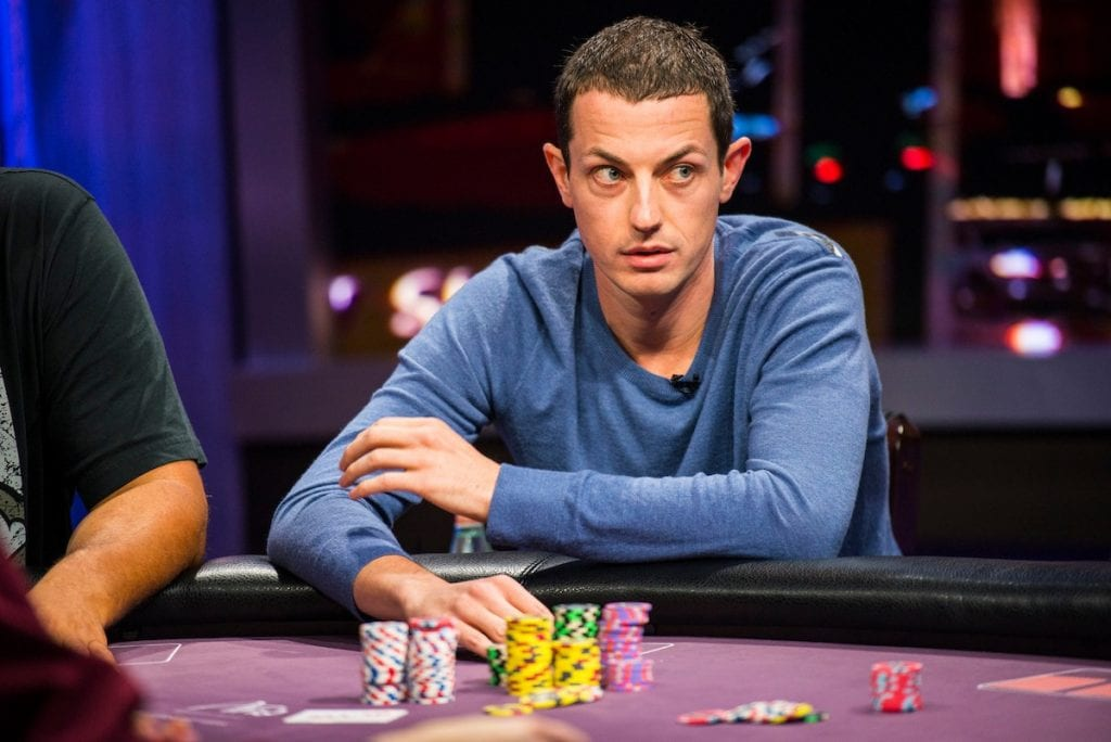 Tom Dwan poker player