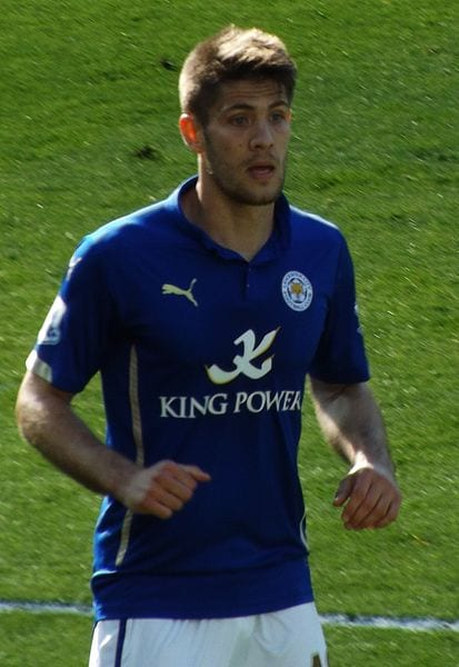 Leicester City in 2015