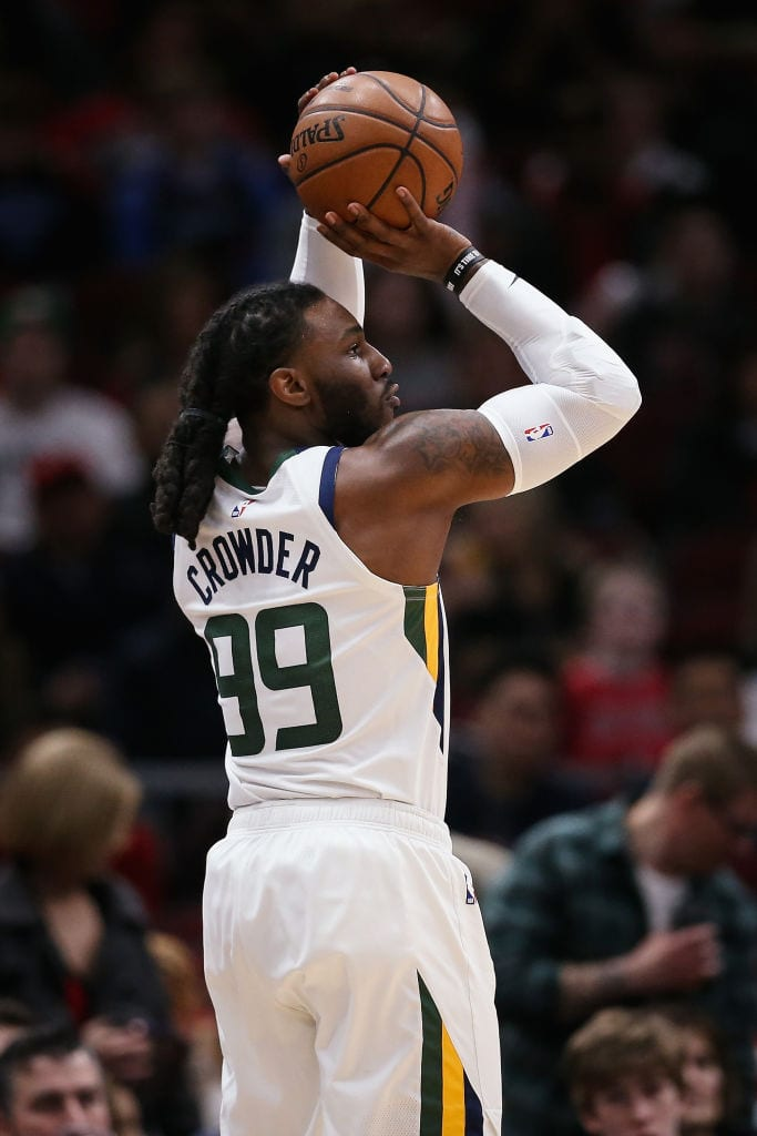 Jae Crowder, Utah Jazz forward