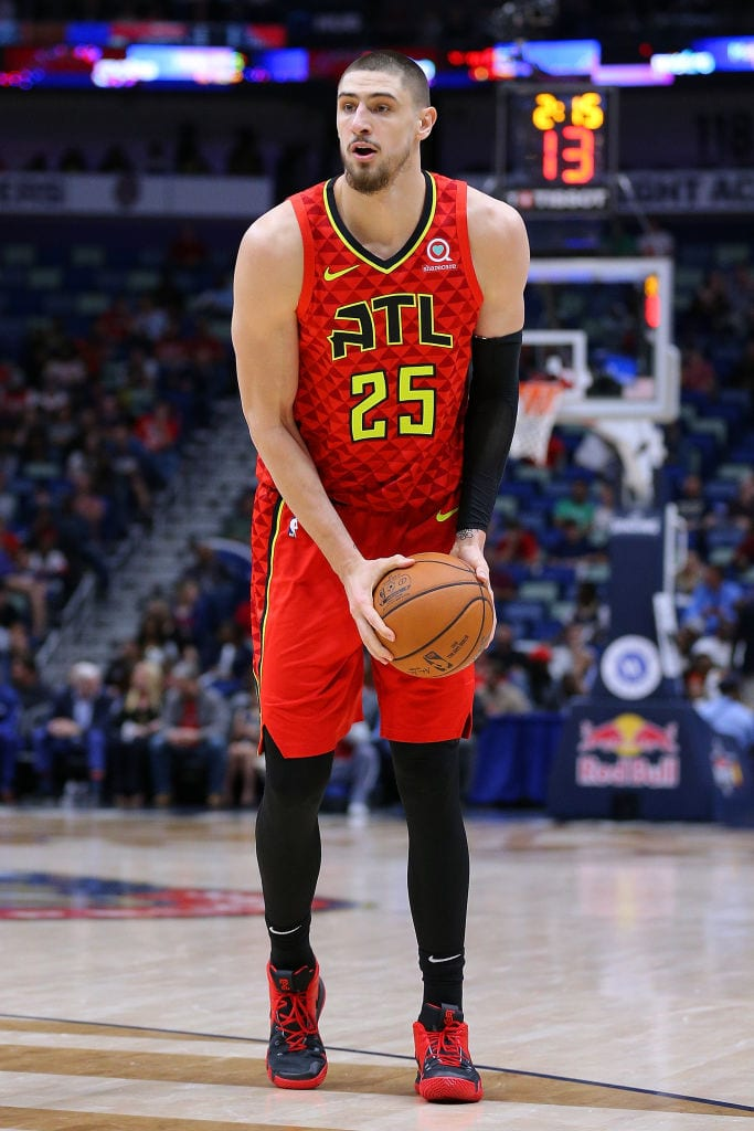 Alex Len, Atlanta Hawks center