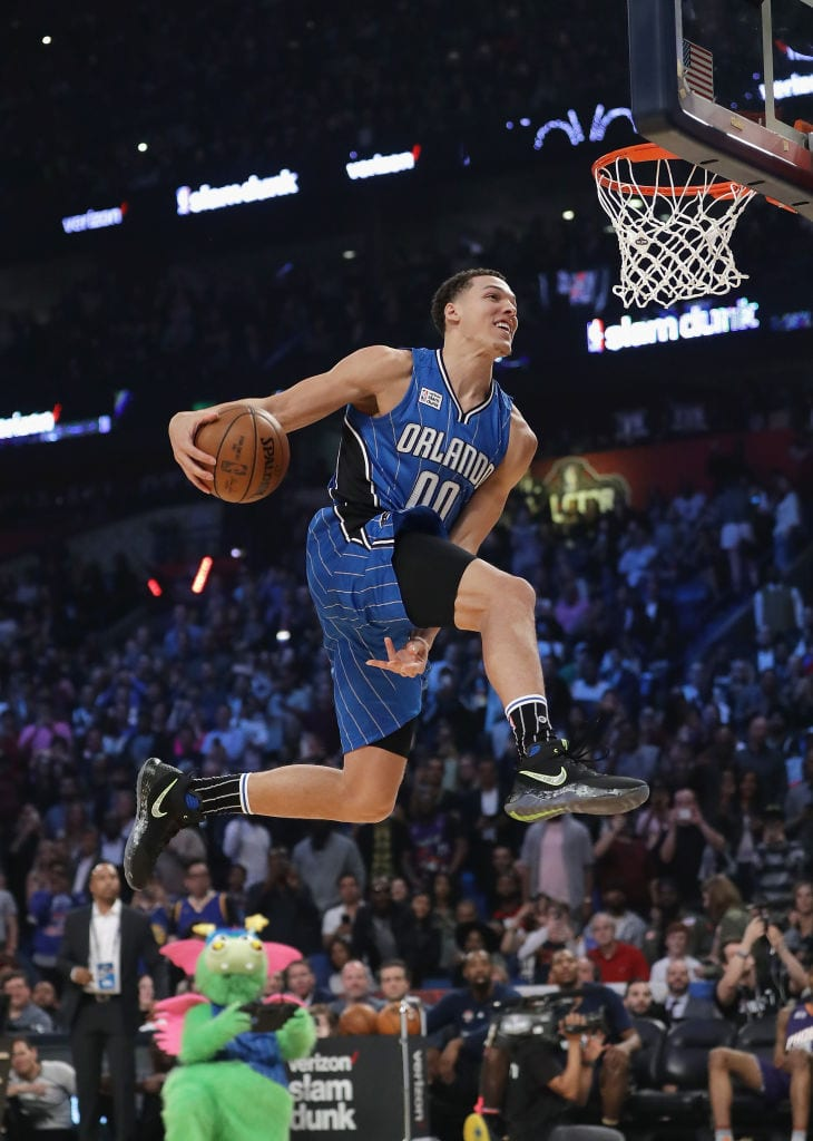 Aaron Gordon, Orlando Magic forward