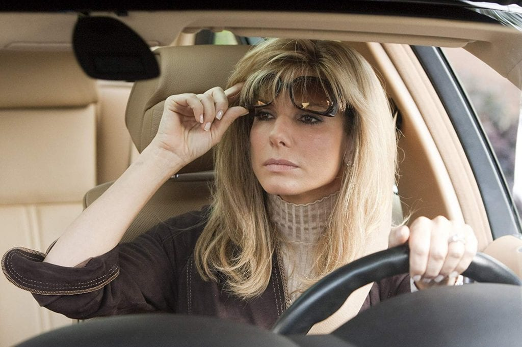 Sandra Bullock as Leigh Anne Tuohy