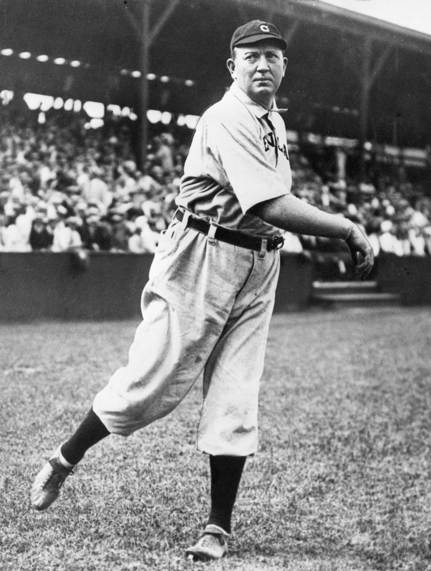 Cy Young pitcher