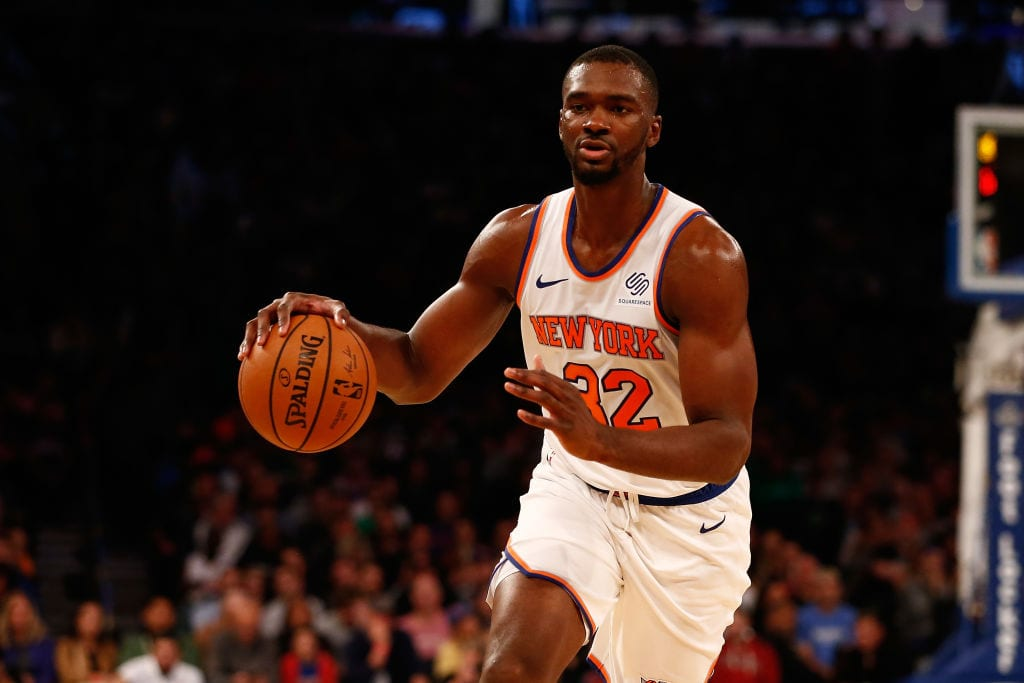 Noah Vonleh, New York Knicks forward