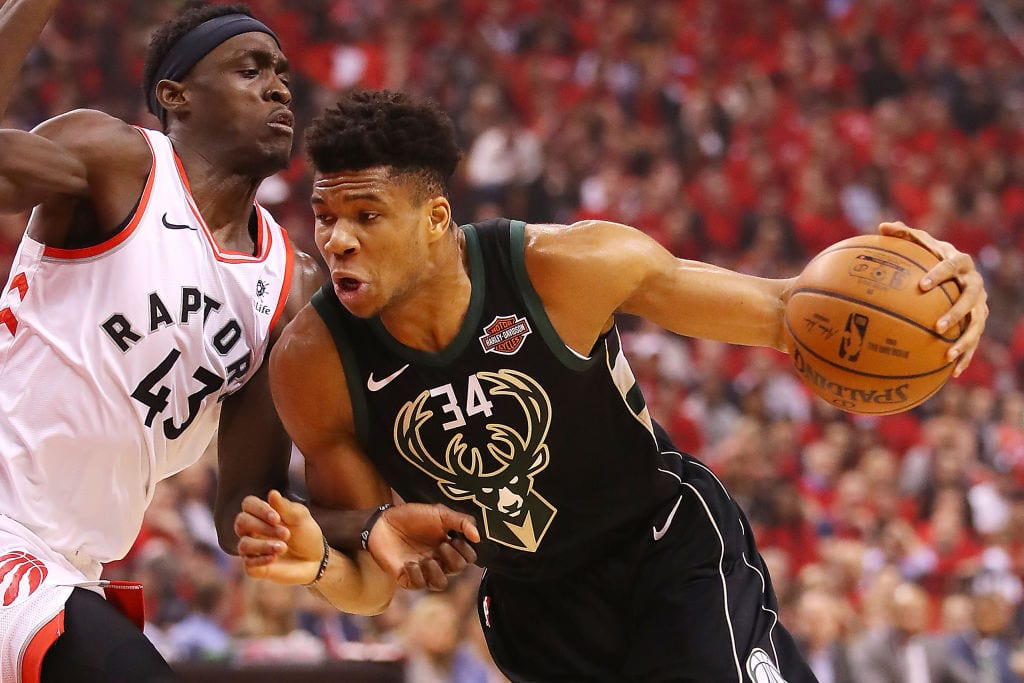 Giannis Antetokounmpo, Milwaukee Bucks forward