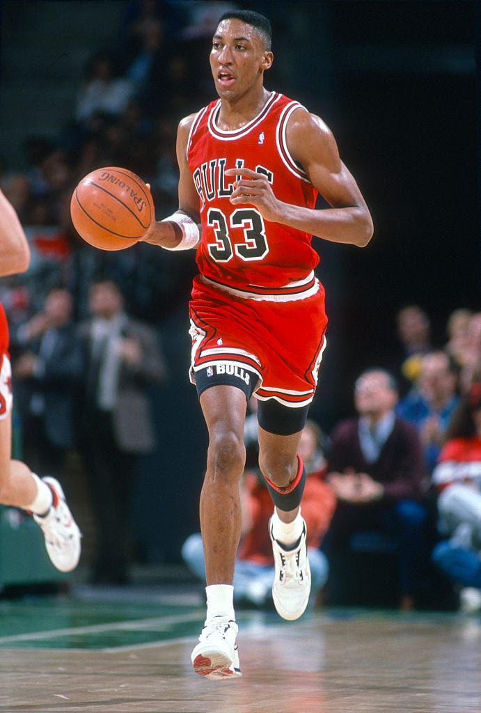 Scottie Pippen, Chicago Bulls