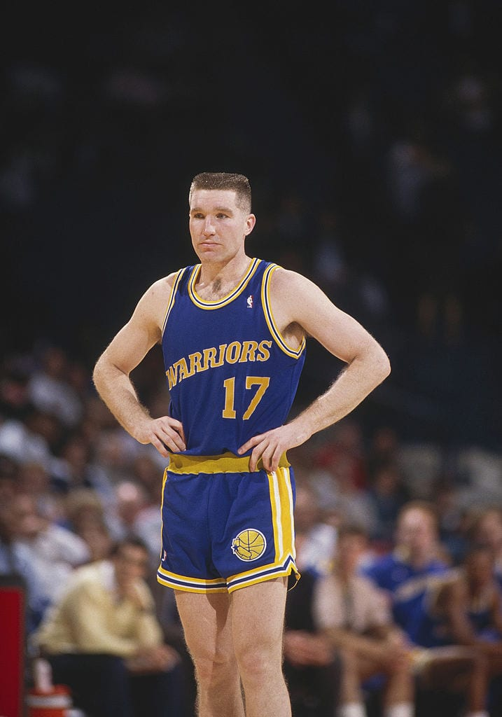 Chris Mullin, Golden State Warriors