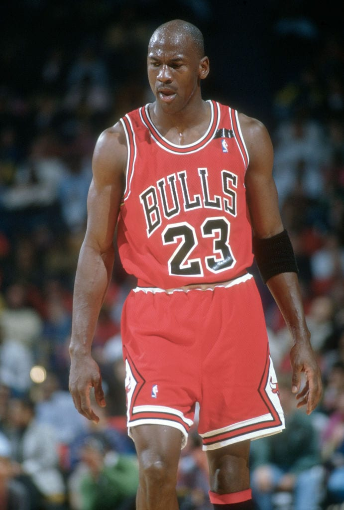 Michael Jordan, Chicago Bulls