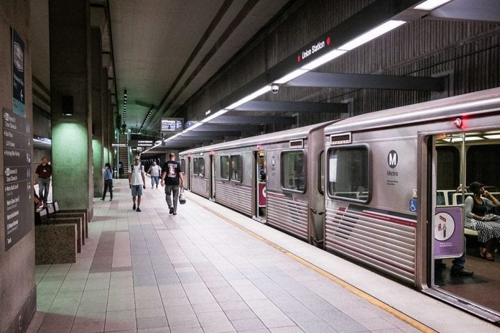 Purple line los angeles metro fossil find expansion