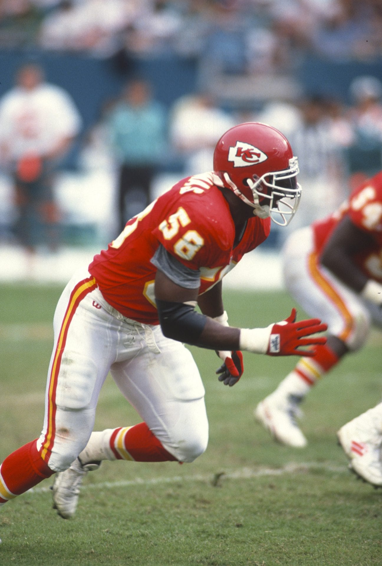 Derrick Thomas, Kansas City Chiefs, NFL