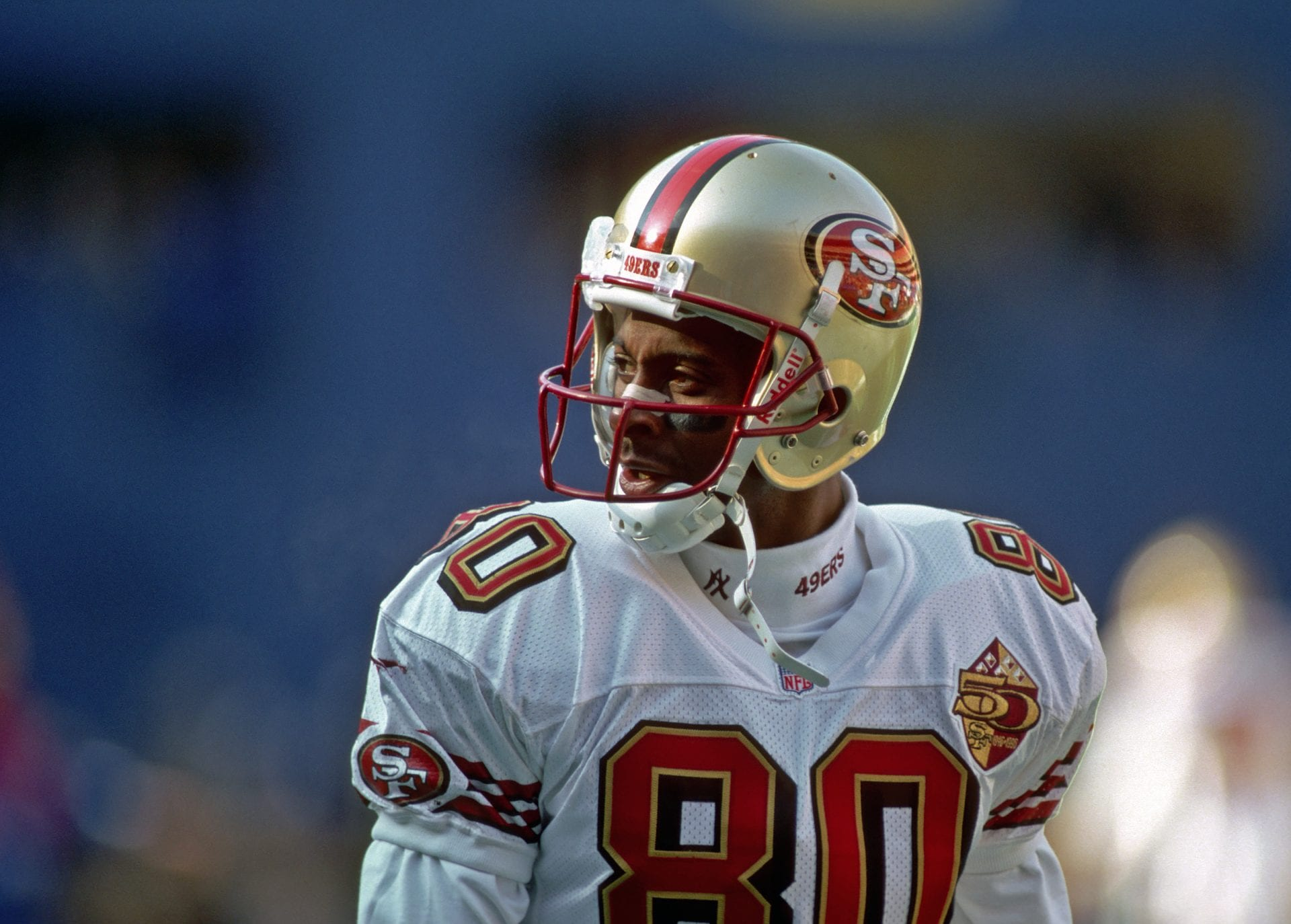 Jerry Rice San Francisco 49ers