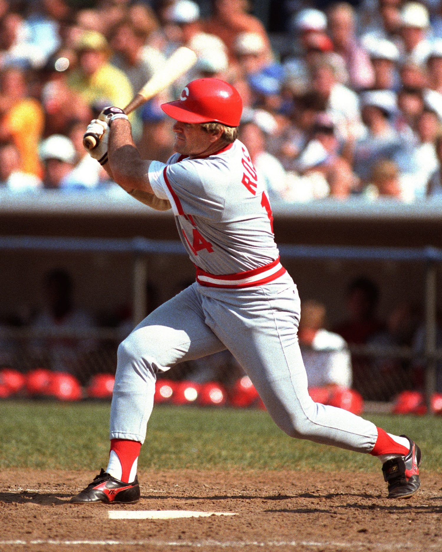 Pete Rose, Reds, MLB