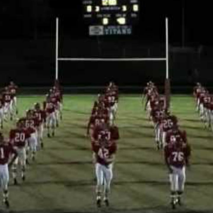 Remember the Titans dancing