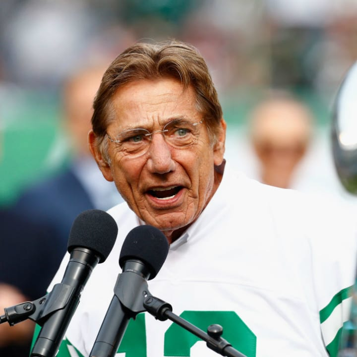 Joe Namath, NFL Hall of Fame