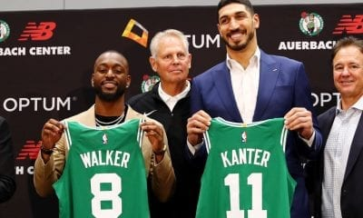 Walker and Kanter