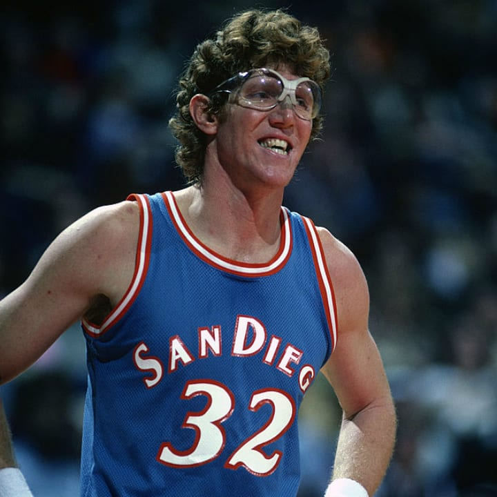 Bill Walton, NBA Hall of Fame