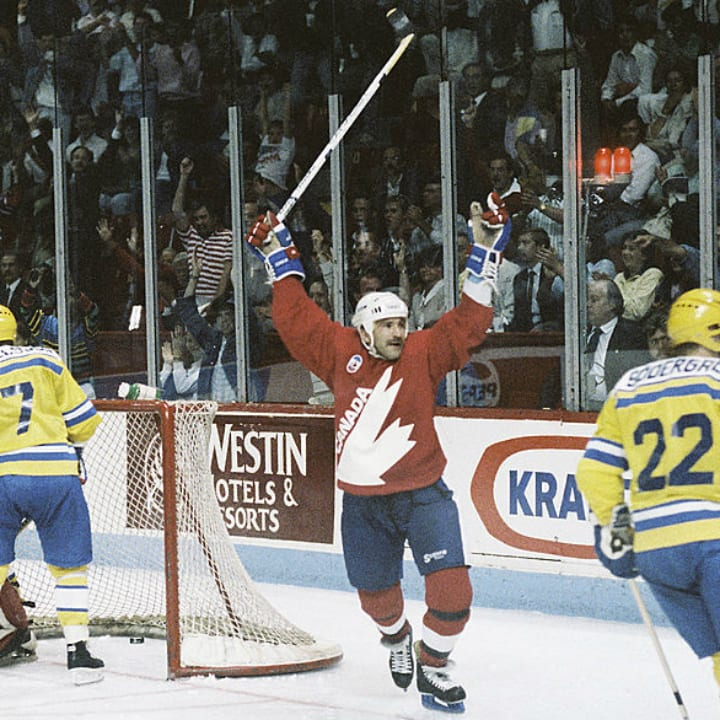 Glenn Anderson, NHL Hall of Fame