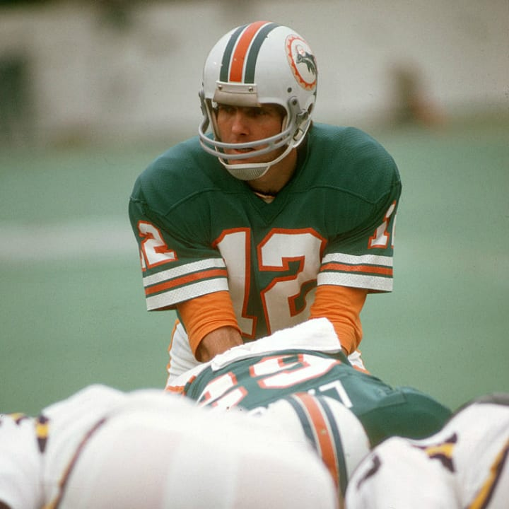 Bob Griese, NFL Hall of Fame