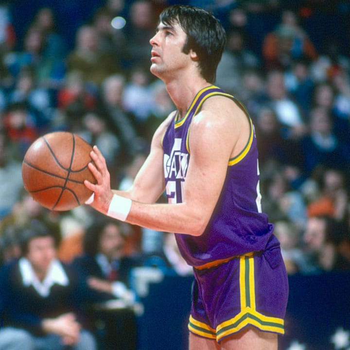 Gail Goodrich, NBA Hall of Fame