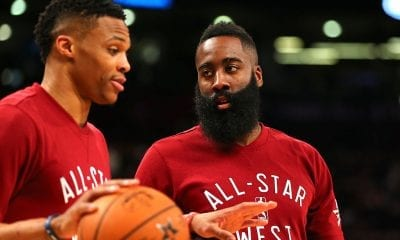 Westbrook and Harden