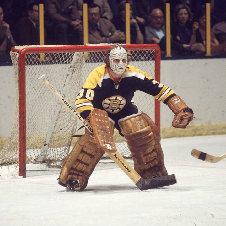 Gerry Cheevers, NHL Hall of Fame