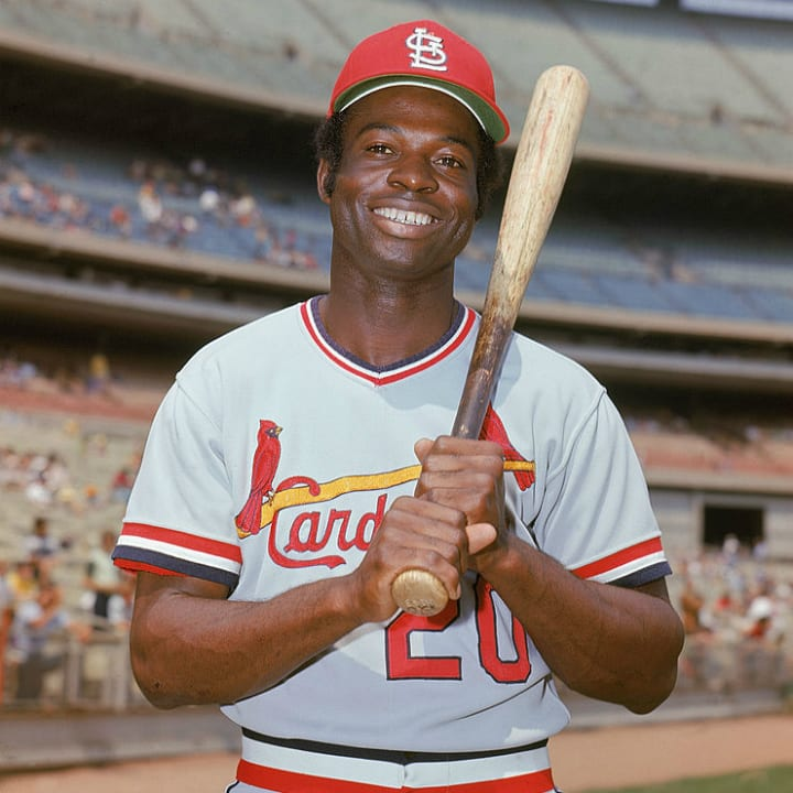 Lou Brock, MLB Hall of Fame