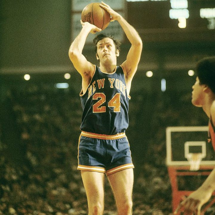 Bill Bradley, NBA Hall of Fame