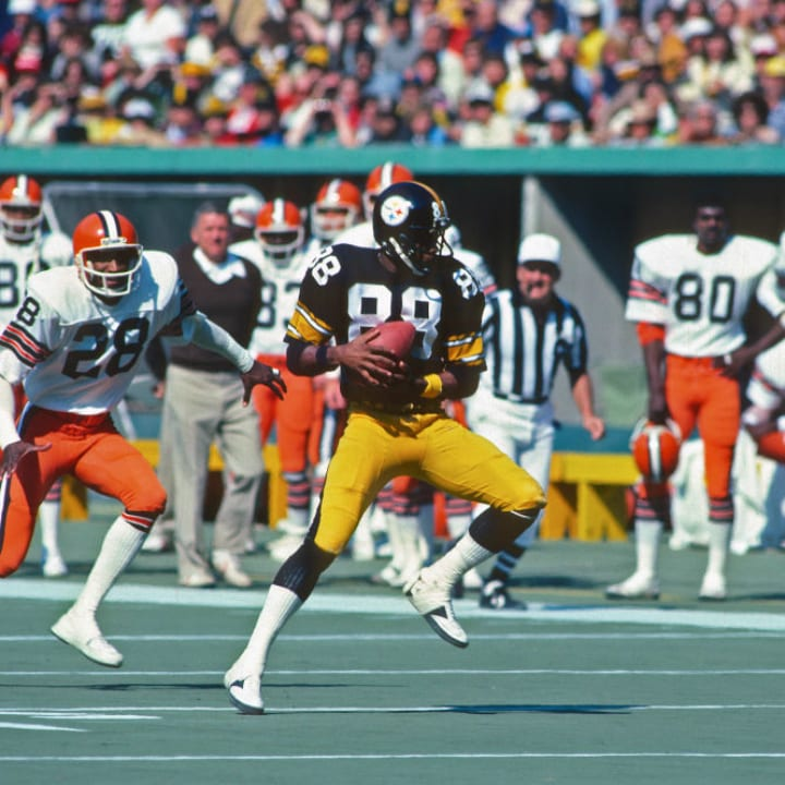 Lynn Swann, NFL Hall of Fame